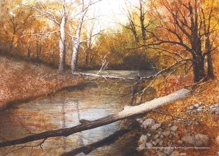 horizontal creek